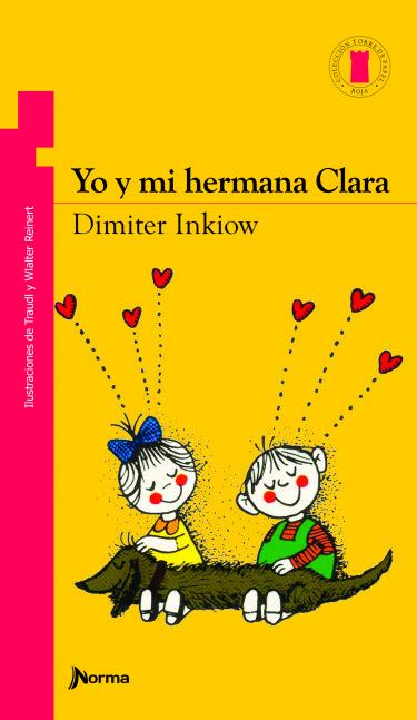 Yo y mi hermana Clara