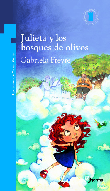 Julieta en los bosques de olivos