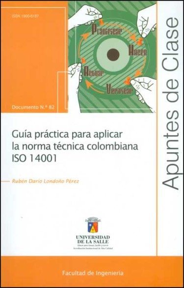 Guía práctica para aplicar la norma técnica colombiana ISO 14001