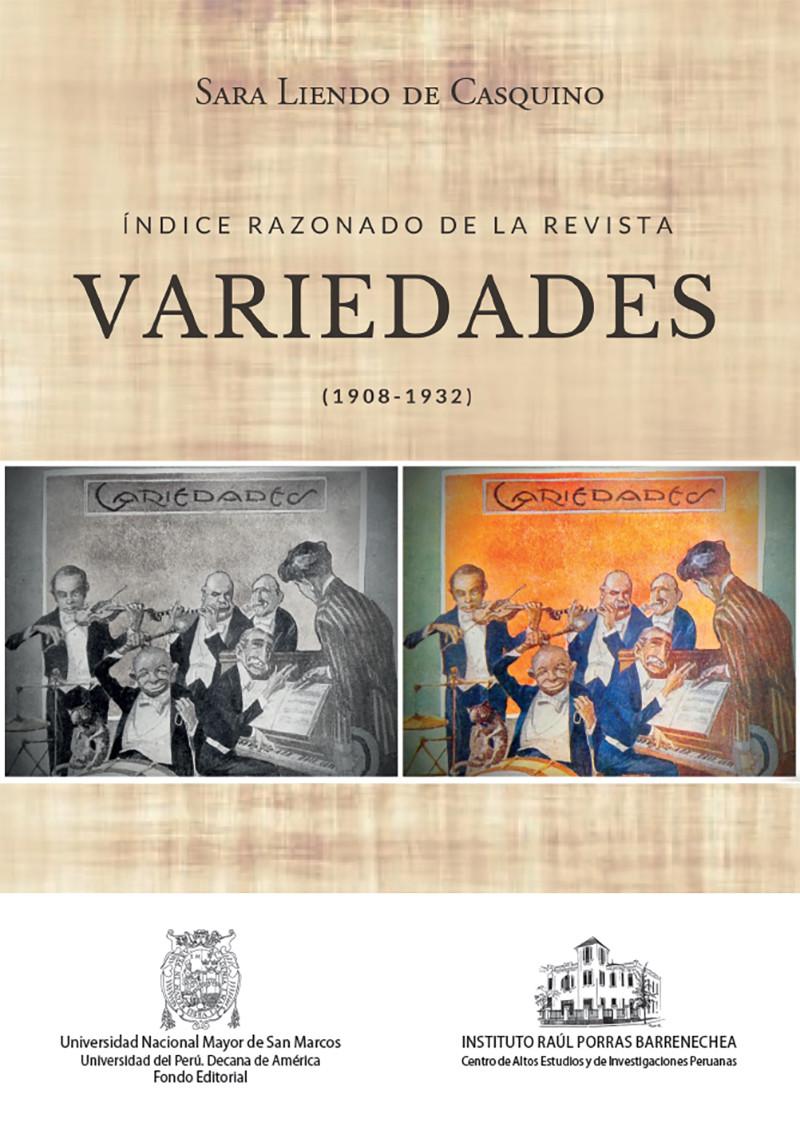 Índice razonado de la revista Variedades (1908-1932)