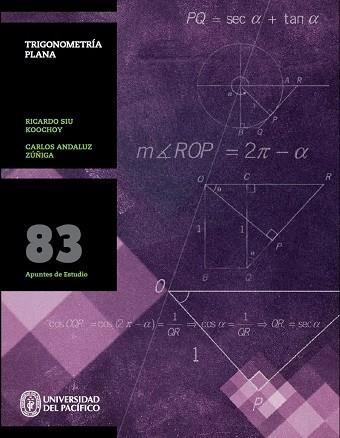 Trigonometría plana