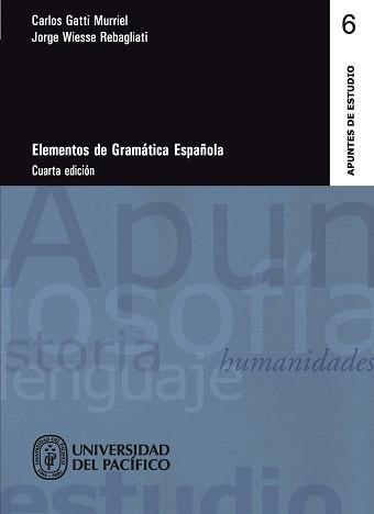 Elementos de gramática española