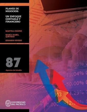 Planes de negocios: un enfoque contable y financiero