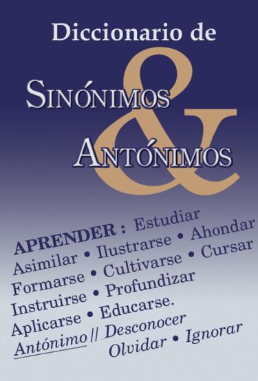 Diccionario de Sinónimos y Antónimos