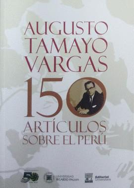 150 artículos sobre el Perú