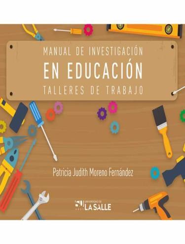 Manual de investigación en educación