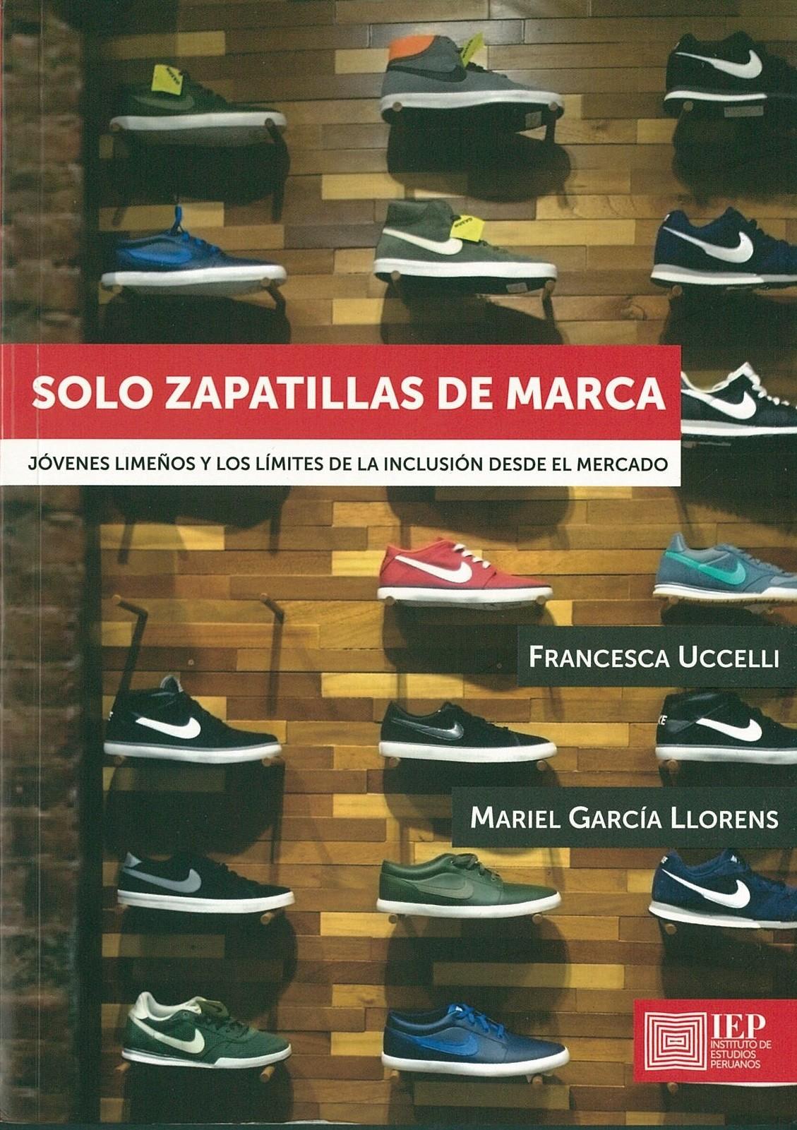 Solo zapatillas de marca