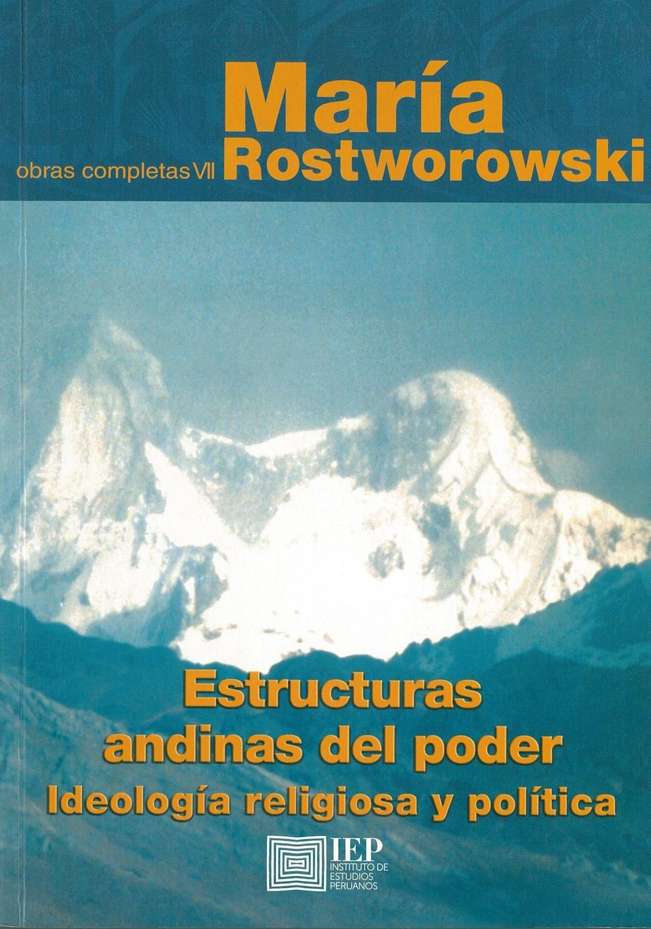 Estructuras andinas del poder