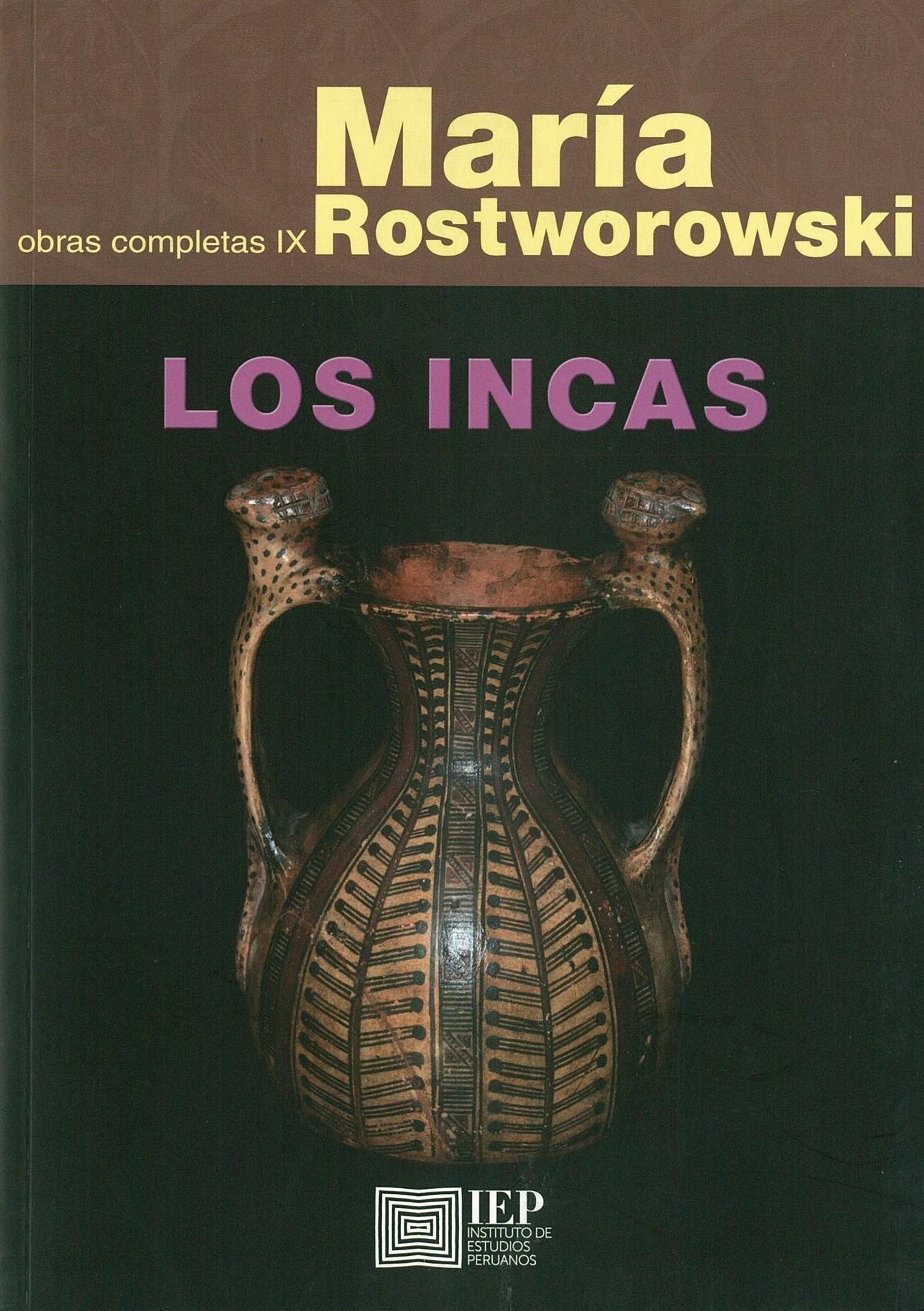 Los Incas. Obras completas IX