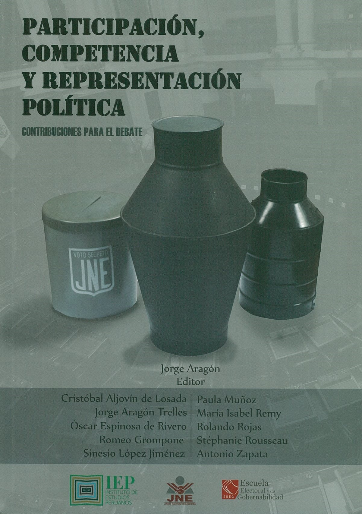 Participación, competencia y representación política: contribuciones para el debate