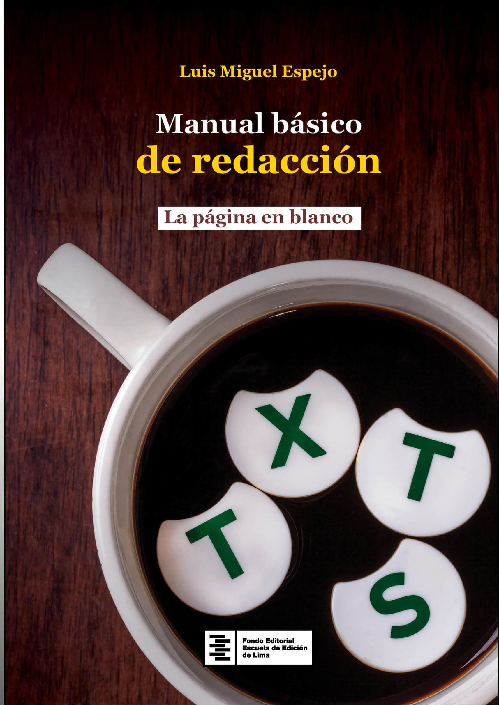 Manual de Redacción Básica