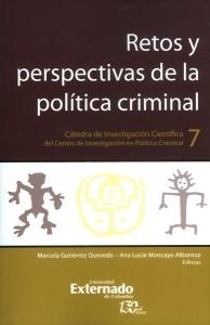 Retos y perspectivas de la política criminal.