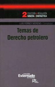Temas de derecho petrolero