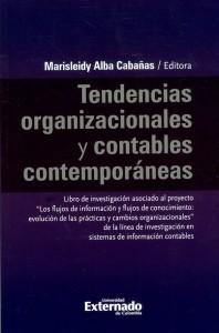 Tendencias organizacionales y contables contemporáneas. Libro de investigación asociada al proyecto