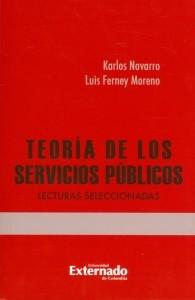 Teoría de los servicios públicos. Lecturas seleccionadas