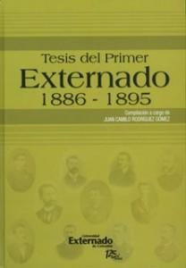 Tesis del primer externado 1886-1895