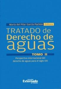 Tratado de derecho de aguas. Tomo II.