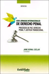 XXXV Jornadas internacionales de derecho penal.