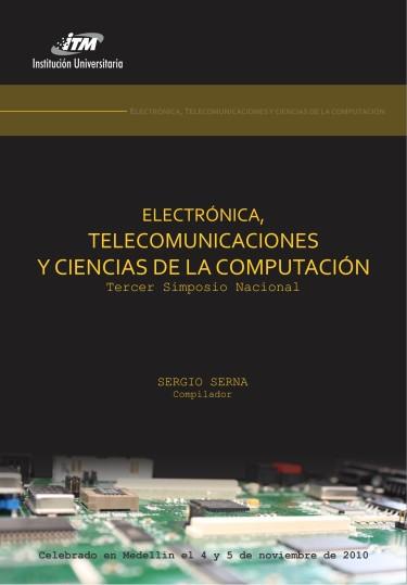 Electrónica, telecomunicaciones y ciencias de la computación