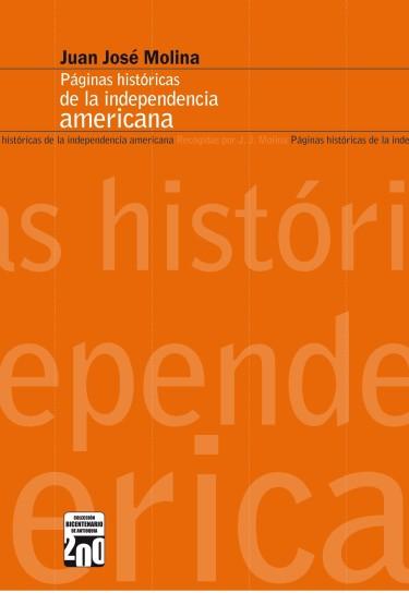Páginas Históricas de la Independencia Americana