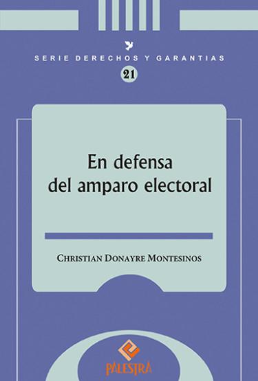 En Defensa Del Amparo Electoral