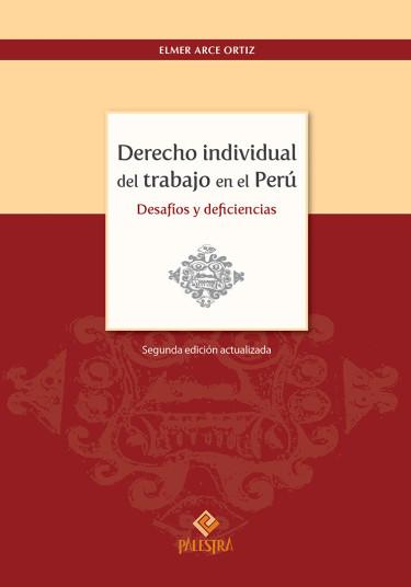 Derecho Individual Del Trabajo En El Peru