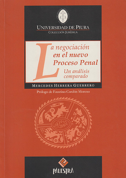 La Negociacion En El Nuevo Proceso Penal