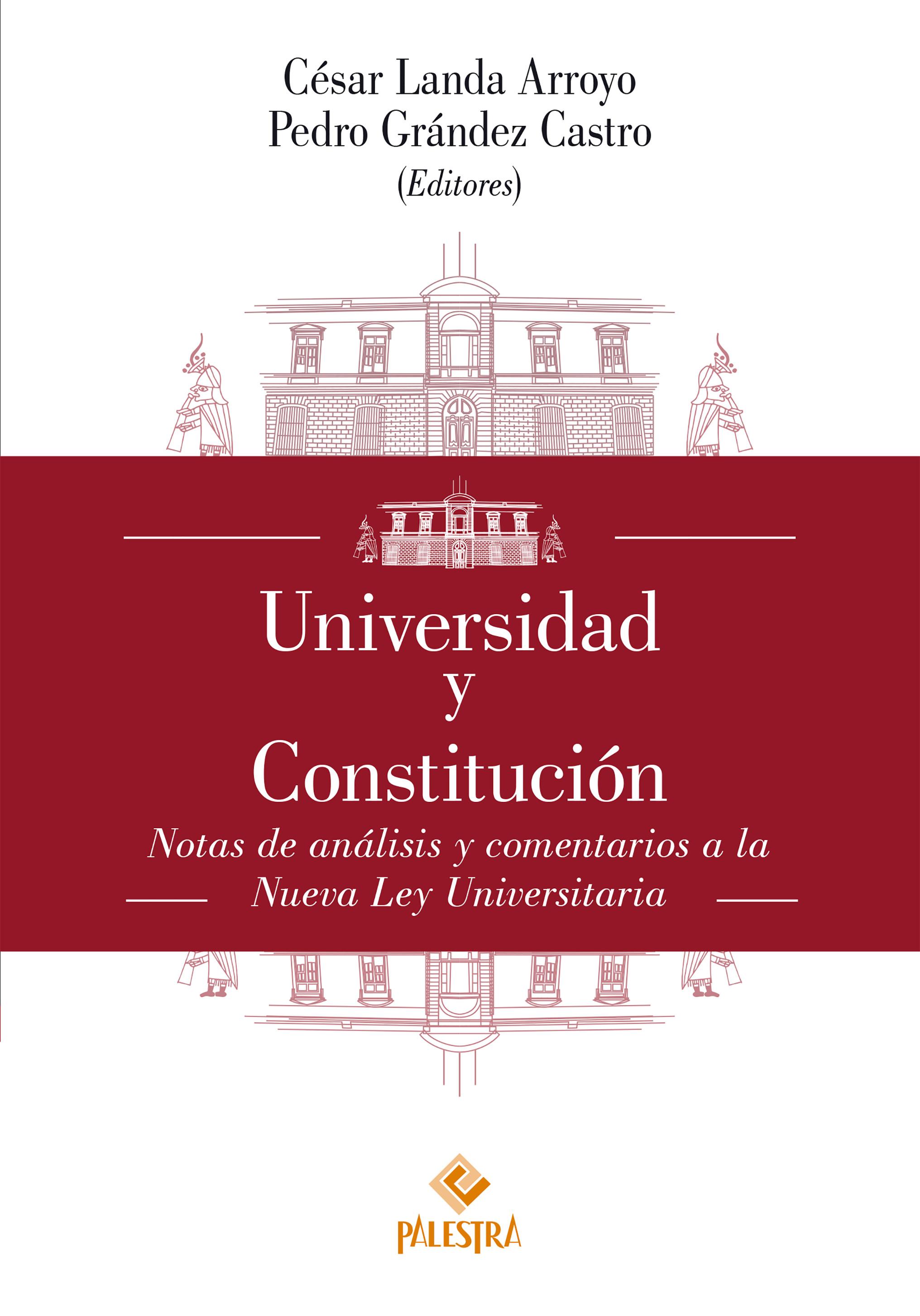Universidad Y Constitución