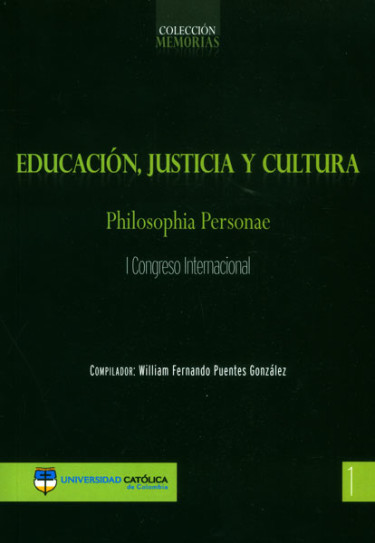 Educación, justicia y cultura