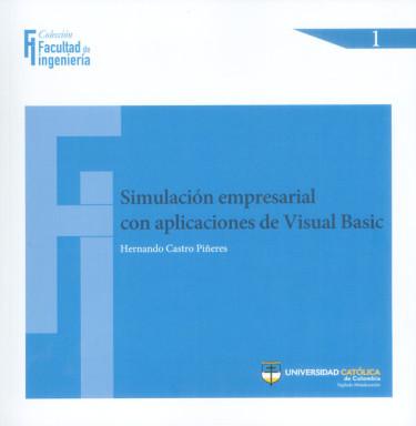 Simulación empresarial con aplicaciones de Visual Basic