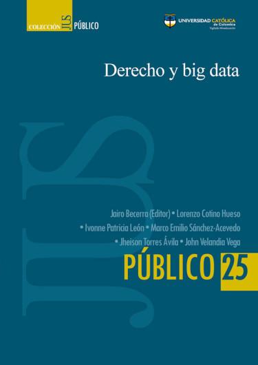 Derecho y big data