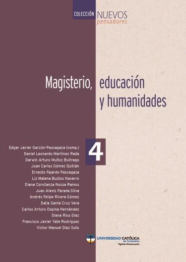 Magisterio, educación y humanidades.