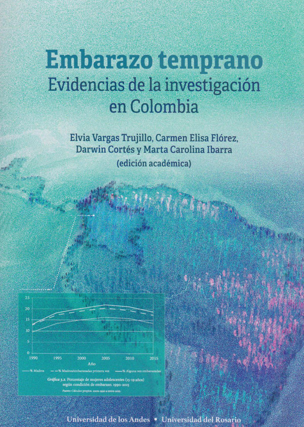 Embarazo Temprano. Evidencias de la investigación en Colombia
