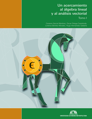 Un acercamiento al álgebra lineal y análisis vectorial. Tomo I