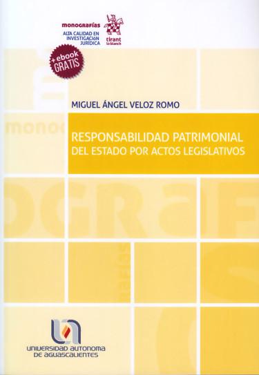 Responsabilidad Patrimonial del estado por actos legislativos
