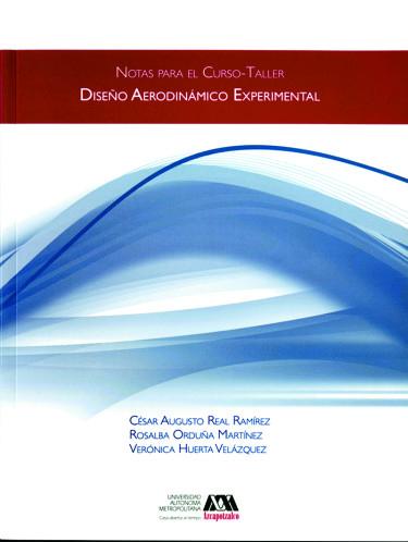 Notas para el curso-taller Diseño Aerodinámico Experimental