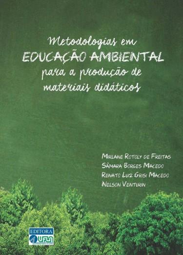 Metodologia em Educação Ambiental para a Produção de Materiais Didáticos