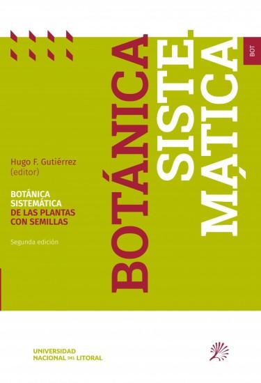 Botánica sistemática de las plantas con semillas 01