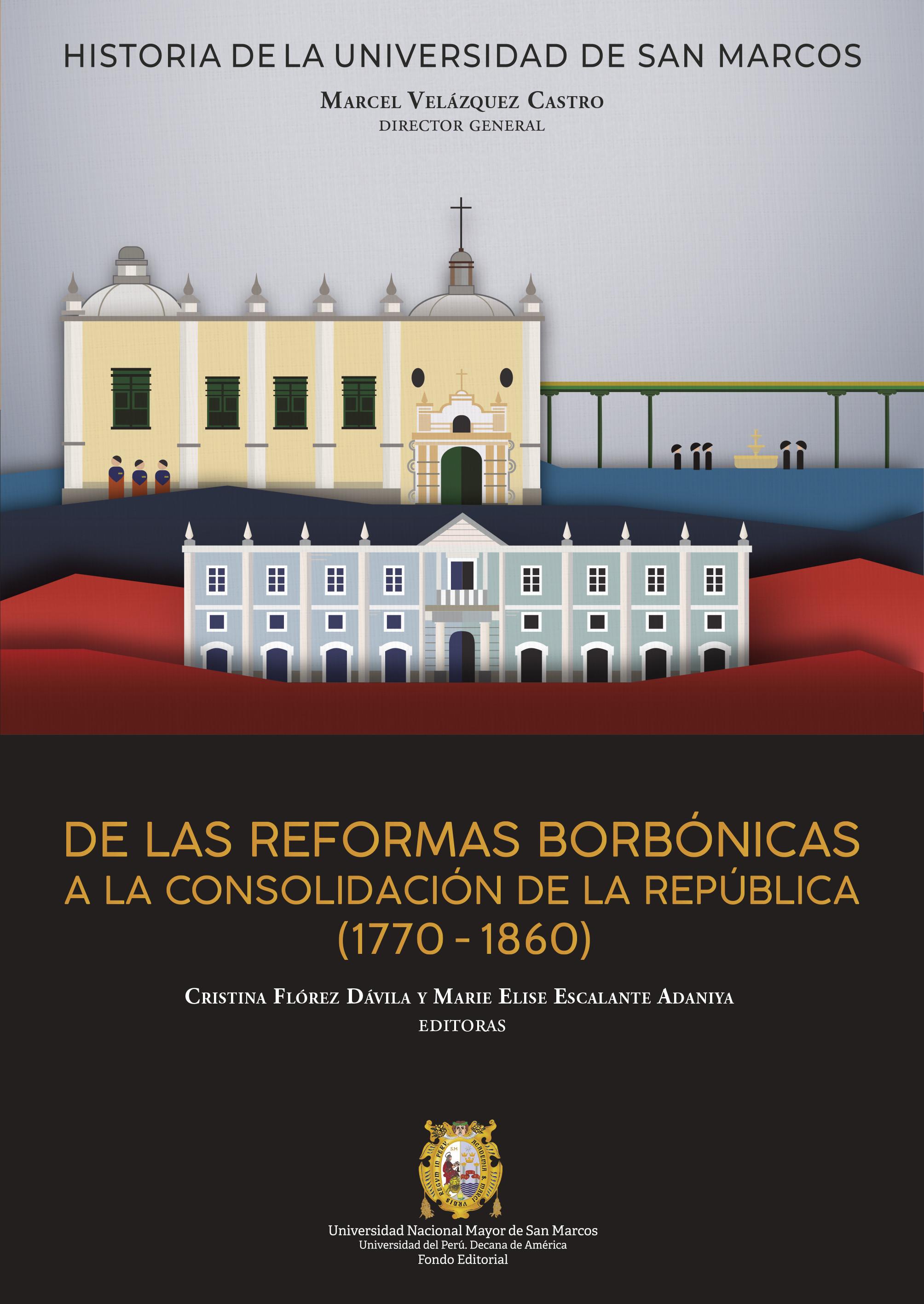 HISTORIA DE LA UNIVERSIDAD DE SAN MARCOS