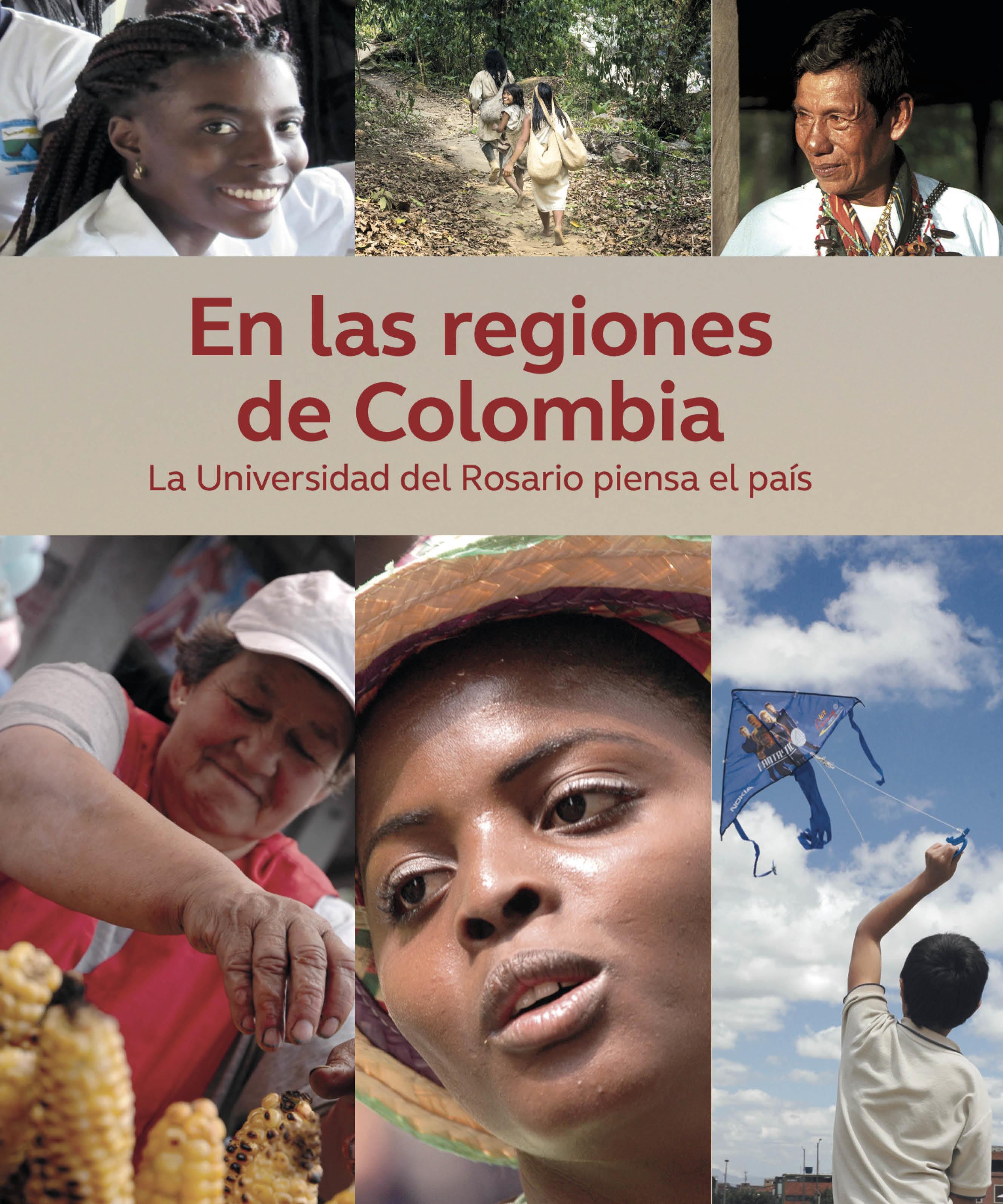 En las regiones de Colombia