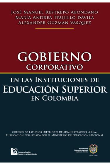 Portada de la publicación Gobierno Corporativo en las Instituciones de Educación Superior en Colombia
