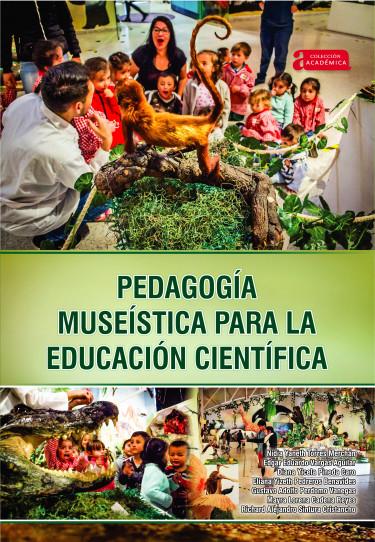 Portada de la publicación Pedagogía museística para la educación científica