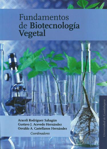 Fundamentos de Biotecnología Vegetal