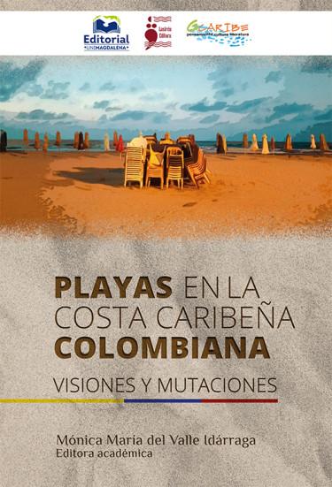 Playas en la costa caribeña colombiana
