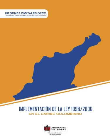 Implementación de la Ley 1098/2006 en el Caribe colombiano