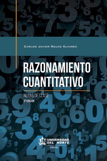 Razonamiento cuantitativo. 2da edición