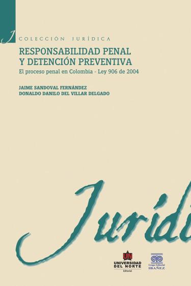 Responsabilidad penal y detención preventiva