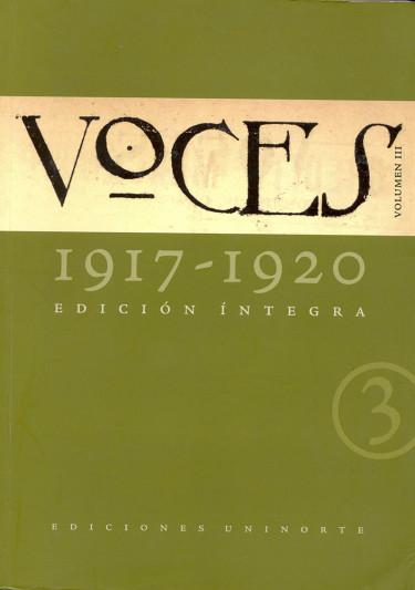 Voces III