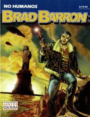 Brad Barron - no humanos