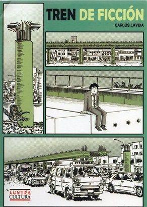 Tren de ficción